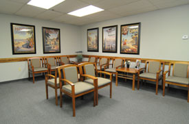 Waiting Room - Neurocare Institute of Central Florida